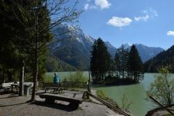 Озеро Предил