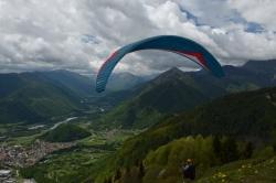 Старт Кобала - самый известный, красивый и популярный в Словении
