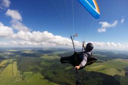 В небе над Буяницами