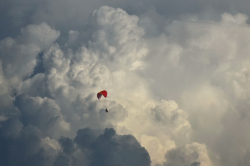К облакам!