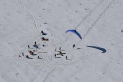 Чемпионат СПб на точность приземления