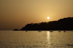 Закат в Олюденизе