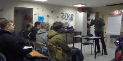 Лекция - полеты на мотопараплане