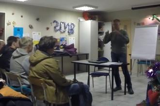 Лекция о полетах на мотопараплане