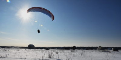 Чемпионат Санкт-Петербурга на точность приземления 2018